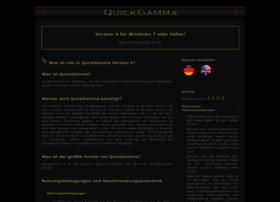 quickgamma.de