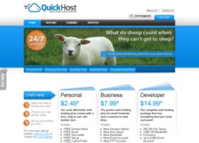 quickhost.com