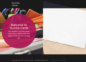 quickiecards.com