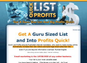 quicklistprofits.com