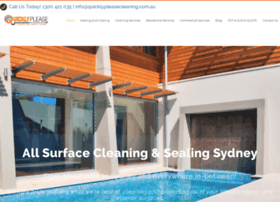 quicklypleasecleaning.com.au