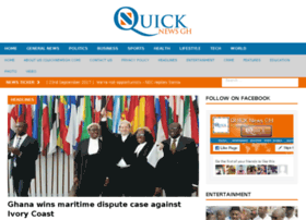 quicknewsgh.com