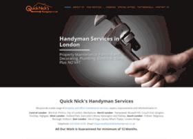 quicknickshandyman.co.uk