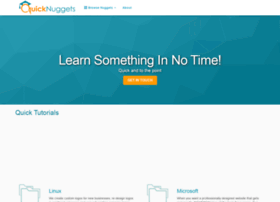 quicknuggets.com
