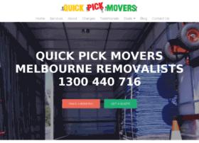 quickpickmovers.net.au