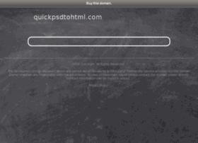 quickpsdtohtml.com