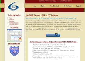 quickrecoveryosttopst.recoverexcelpassword.com