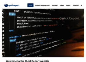 quickreport.co.uk