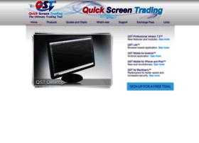 quickscreentrading.com