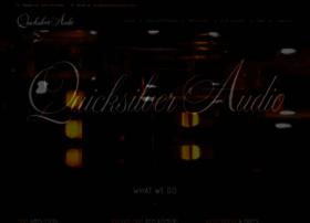 quicksilveraudio.com