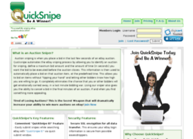 quicksnipe.com