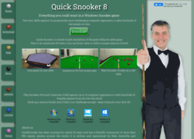 quicksnooker.com
