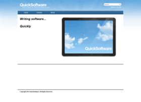 quicksoftware.co.uk