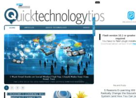 quicktechnologytips.com