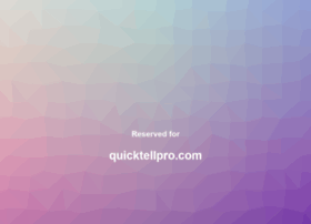 quicktellpro.com