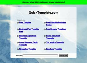 quicktemplate.com