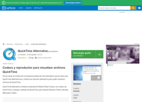 quicktime-alternative.softonic.com