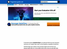 quicktime.programas-gratis.net