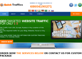 quicktraffics.com