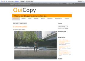 quicopy.blogspot.it