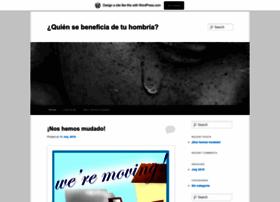 quiensebeneficiadetuhombria.wordpress.com