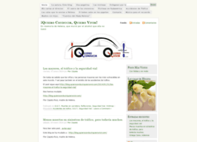 quieroconducirquierovivir.wordpress.com