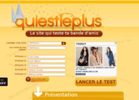 quiestleplus.fr
