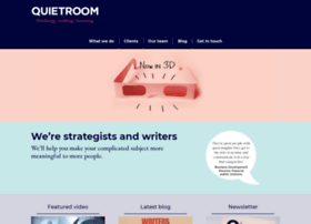 quietroom.co.uk