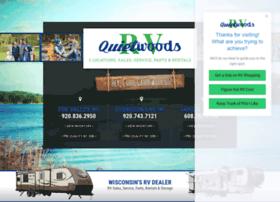 quietwoodsrv.com