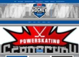quikcardminorhockey.com