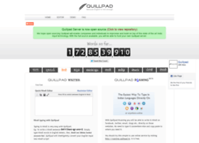 quillpad.com