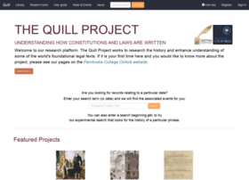 quillproject.net
