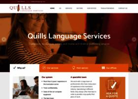 quillslanguage.com