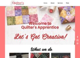 quiltersapprentice.com