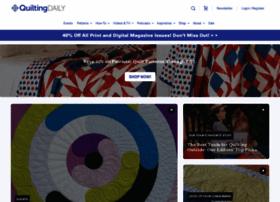 quiltersnewsletter.com
