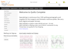 quiltscomplete.com