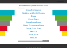 quinceanera-gown-dresses.com