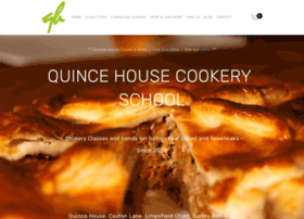quincehousecookery.co.uk