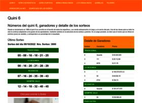 quini-6-resultados.com.ar