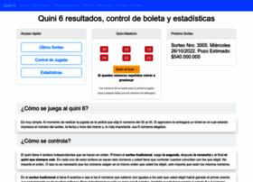 quini6.com.ar