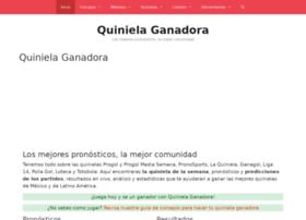 quinielaganadora.com