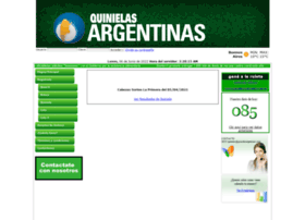 quinielasargentinas.com