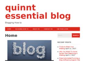 quinntessentialblog.com