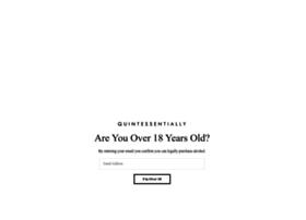 quintessentiallywine.com