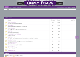 quirky.freeforums.net