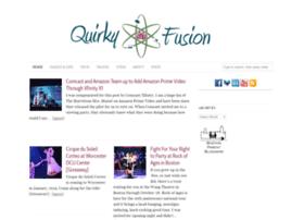 quirkyfusion.com