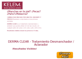 quitarmanchasdelacara.com.mx