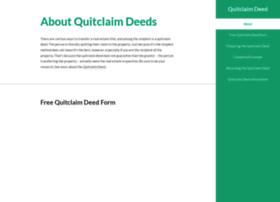 quitclaimdeed.com