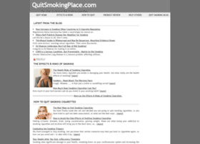 quitsmokingplace.com