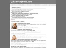 quitsmokingplace.com
